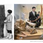 Berelekh - jakut múzeum egykor és most: Szőrőstül-bőrőstül