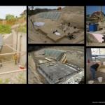 Mamut mega-lelőhelyek: Krems - Wachtberg régészpincéje