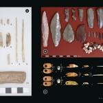 Mamut mega-lelőhelyek: Krems - kő- és csonttárgyak