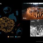 Mamut mega-lelőhelyek: Mezsirics - mamutcsont struktúra