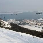 Mamut mega-lelőhelyek: Pavlov - a lelőhely és a felduzzasztott Dije-patak