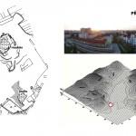 Mamut mega-lelőhelyek: Predmosti - a lelőhely fekvése