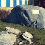 Mamut mega-lelőhelyek: Predmosti - a skalka szikla