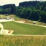 Mamut mega-lelőhelyek: Vogelherd. A régészeti park