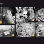 Mamut mega-lelőhelyek: Judinovo. A csontokon megfigyelhető emberi beavatkozások nyomai